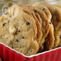 chocolate chip cookies kcal
