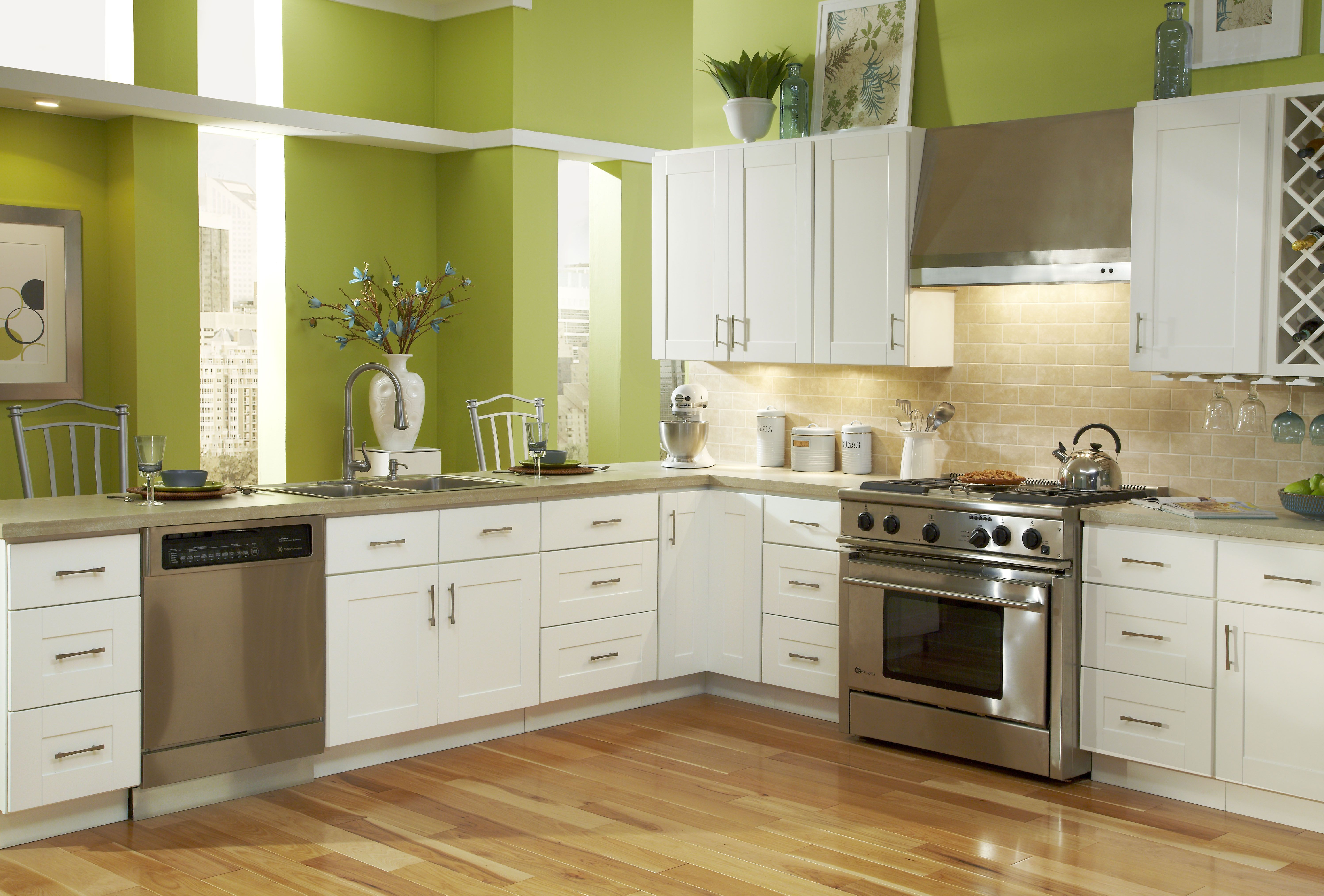 Kitchens To Go Undermount Sink Kitchen Cabinets S Malibu White Great With All Your Holiday Decor Cabinetstogo