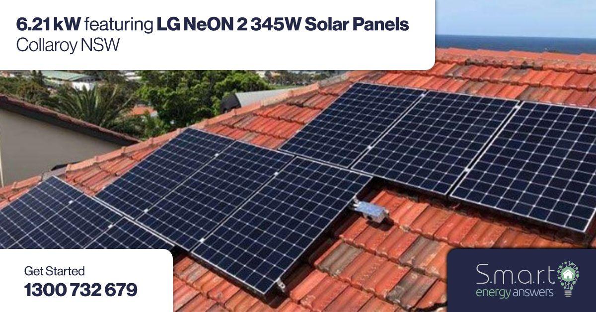 Lg Neon 2 350w Panel Krannich Solar