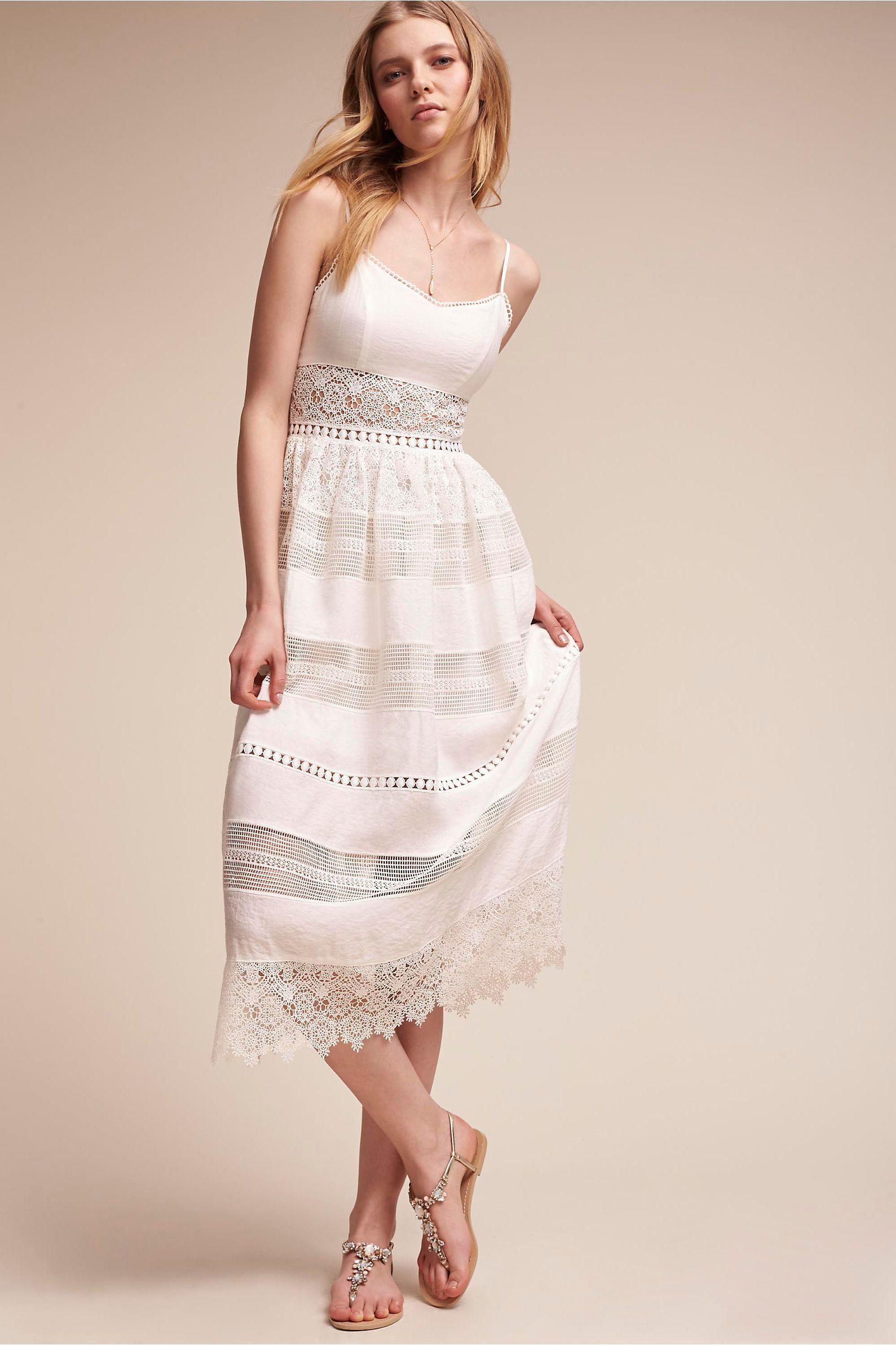 26c4d4413a BHLDN Marigny Dress in Beach & Honeymoon   BHLDN   Honeymoon ...