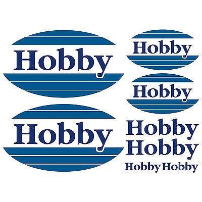 Hobby Aufkleber Sticker Wohnmobil Camper Wohnwagen Caravan 8