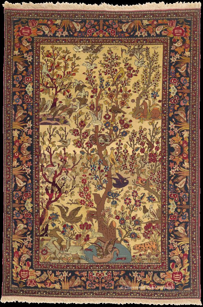 Collecting connoisseurship tapices alfombras gobelinos pinterest persa decoraci n - Restauracion de alfombras ...
