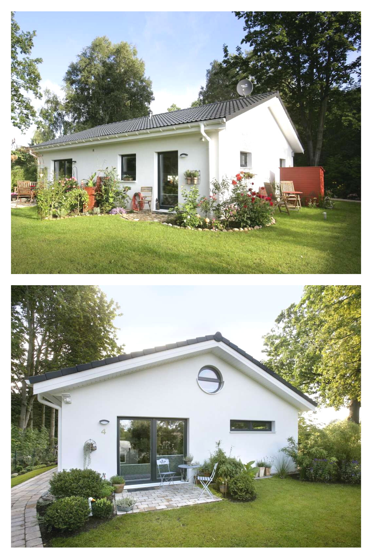 DAN WOOD Perfect 50   Haus bungalow, Kleiner bungalow, Grundriss ...
