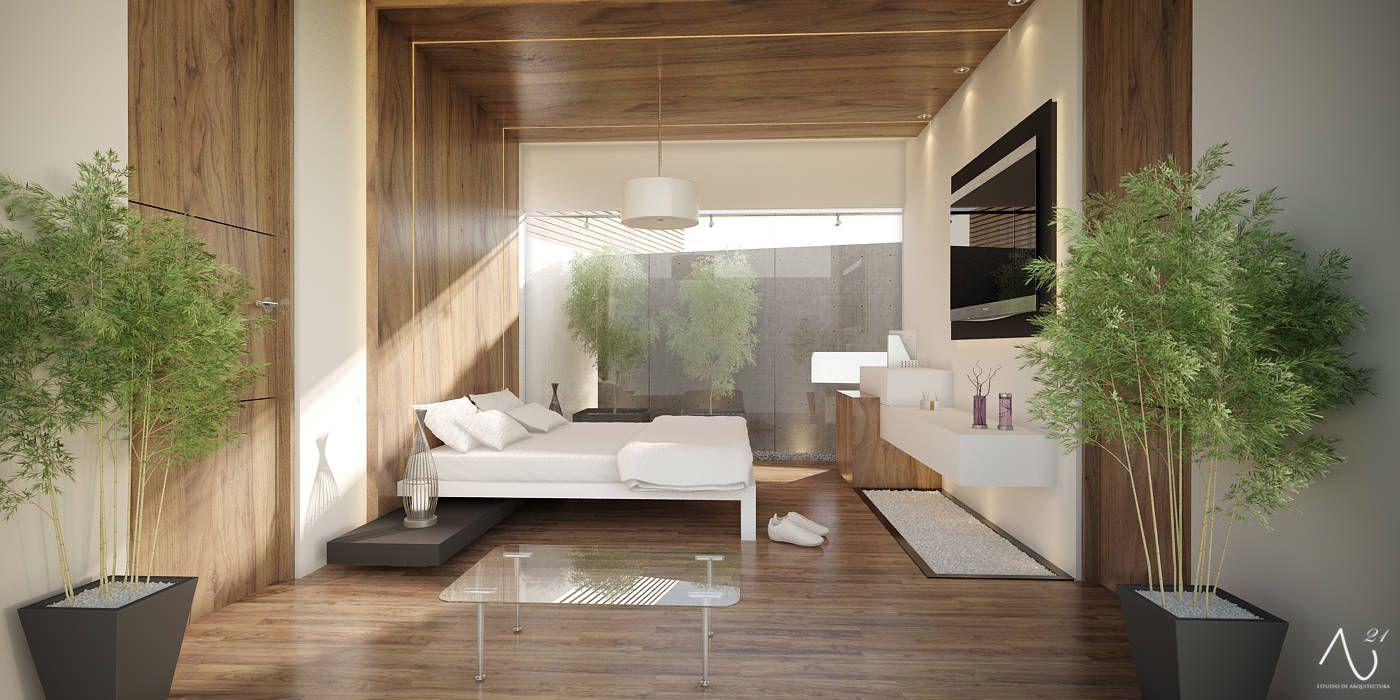Ideas, imágenes y decoración de hogares | Dormitorio minimalista ...