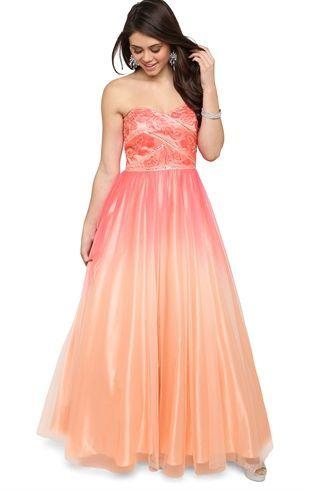 Debs Long Graduation Dresses