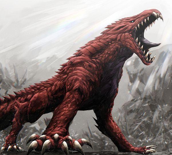 Odogaron 1115x1005 2 126 Kb Monster Hunter World Monster Hunter Art Monster Hunter Series