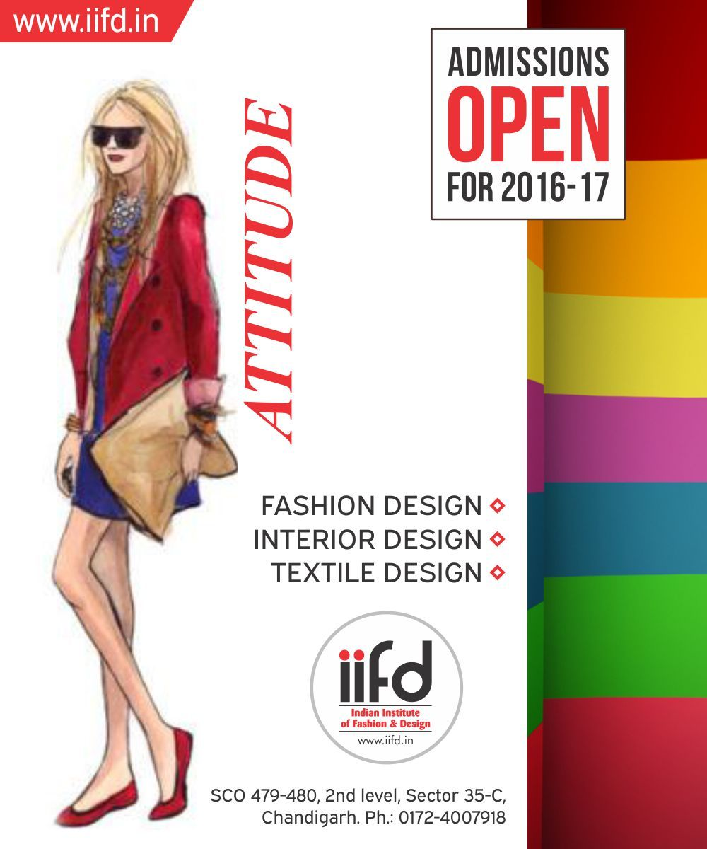Admission Open For Fashion Interior Textile Designing Fill Online Form