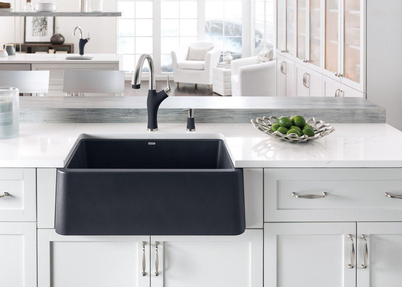 The Nostalgic Apron Front Sink Makes A Modern Comeback Design