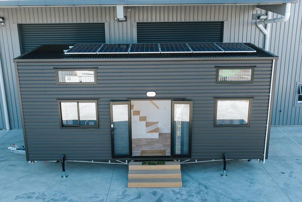 Ibbotson Tiny House by Build Tiny Tiny house exterior