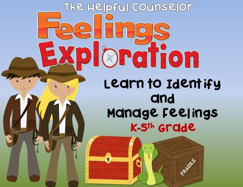 Feelings Coloring Pages Newsletter Freebie
