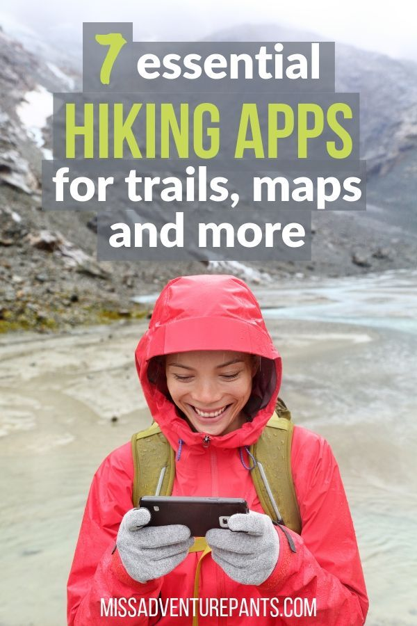 Best Hiking Apps for GPS, Maps, Discovering New Tr