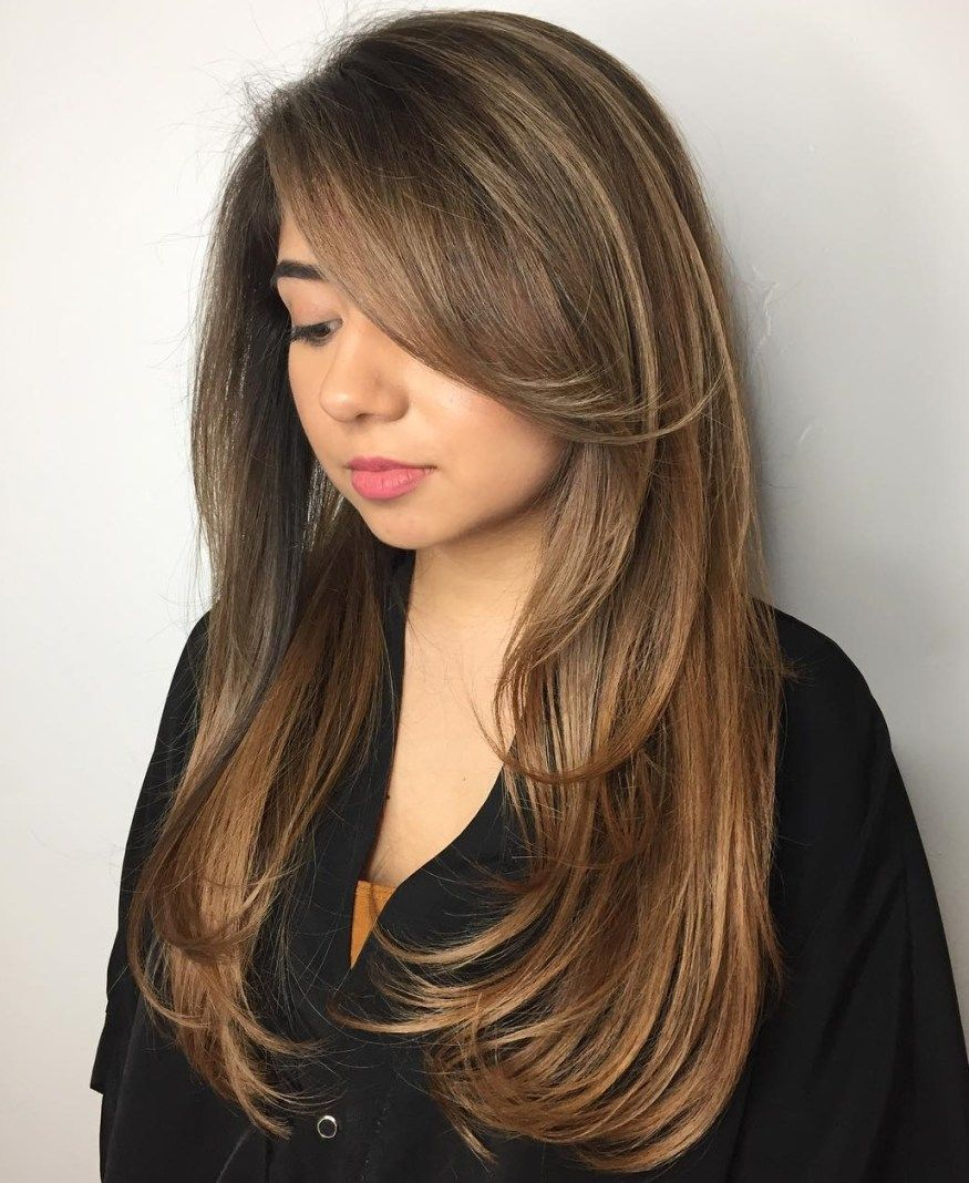 40 long hairstyles and haircuts for fine hair in 2020