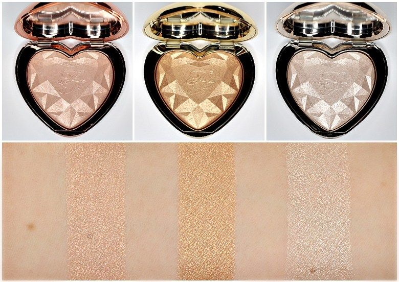 Too Faced Love Light Prismatic Highlighter Ray Or Light