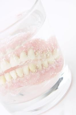 How to Make Denture Cleaner
