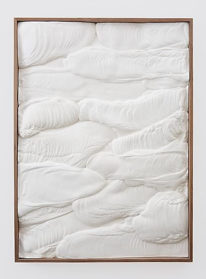 2013 Untitled Plaster Positive Anthony Pearson Hydrocal In