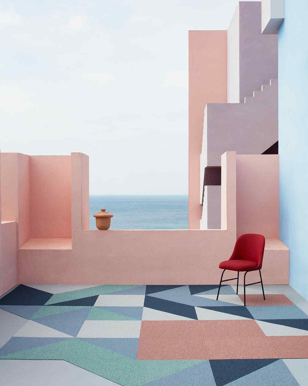 COLOR TRENDS 2020 starting from Pantone 2019 Living Coral