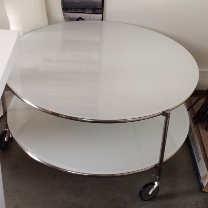 frosted glass coffee table 45 glass
