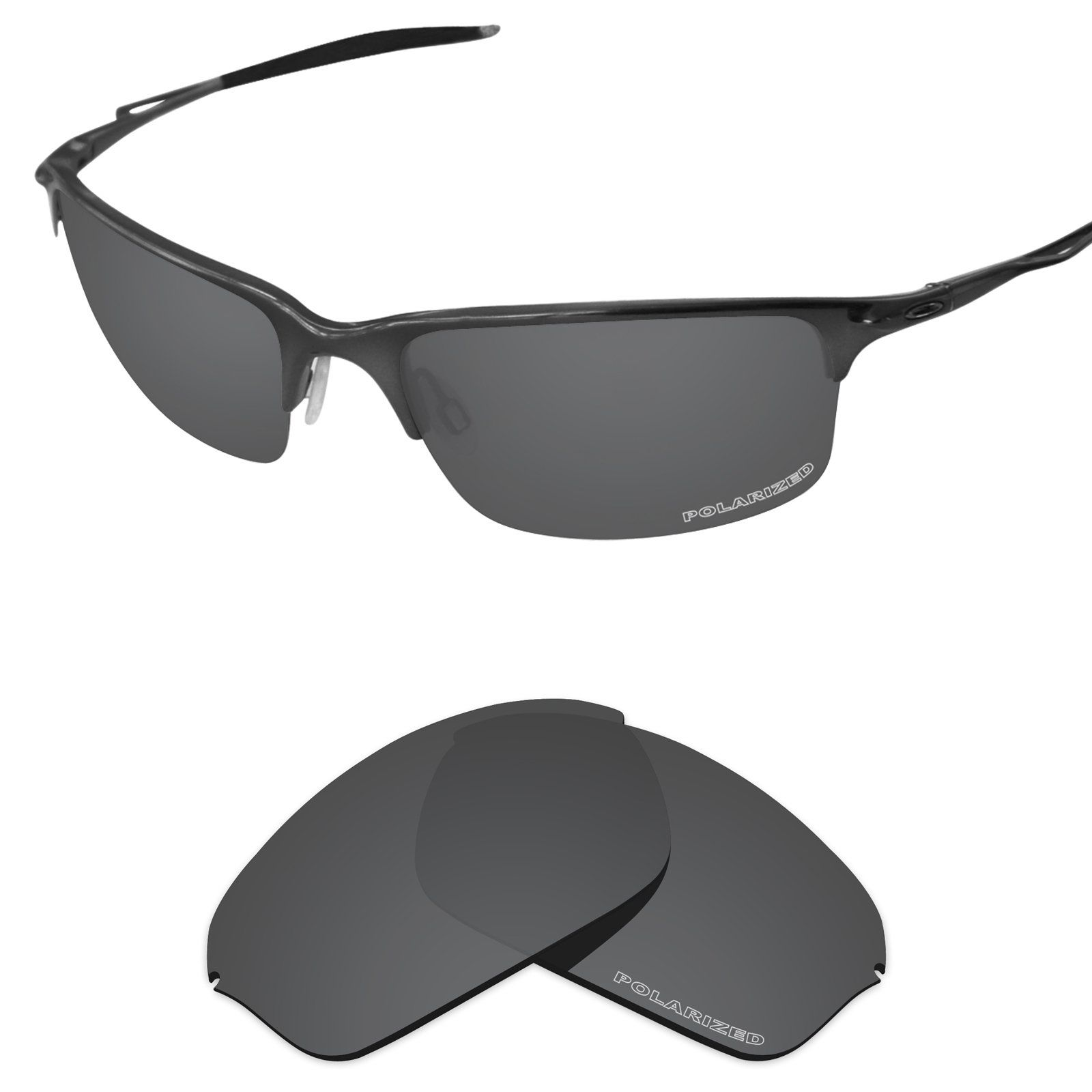 Tintart Performance Replacement Lenses for Oakley Half Wire 2.0 ...