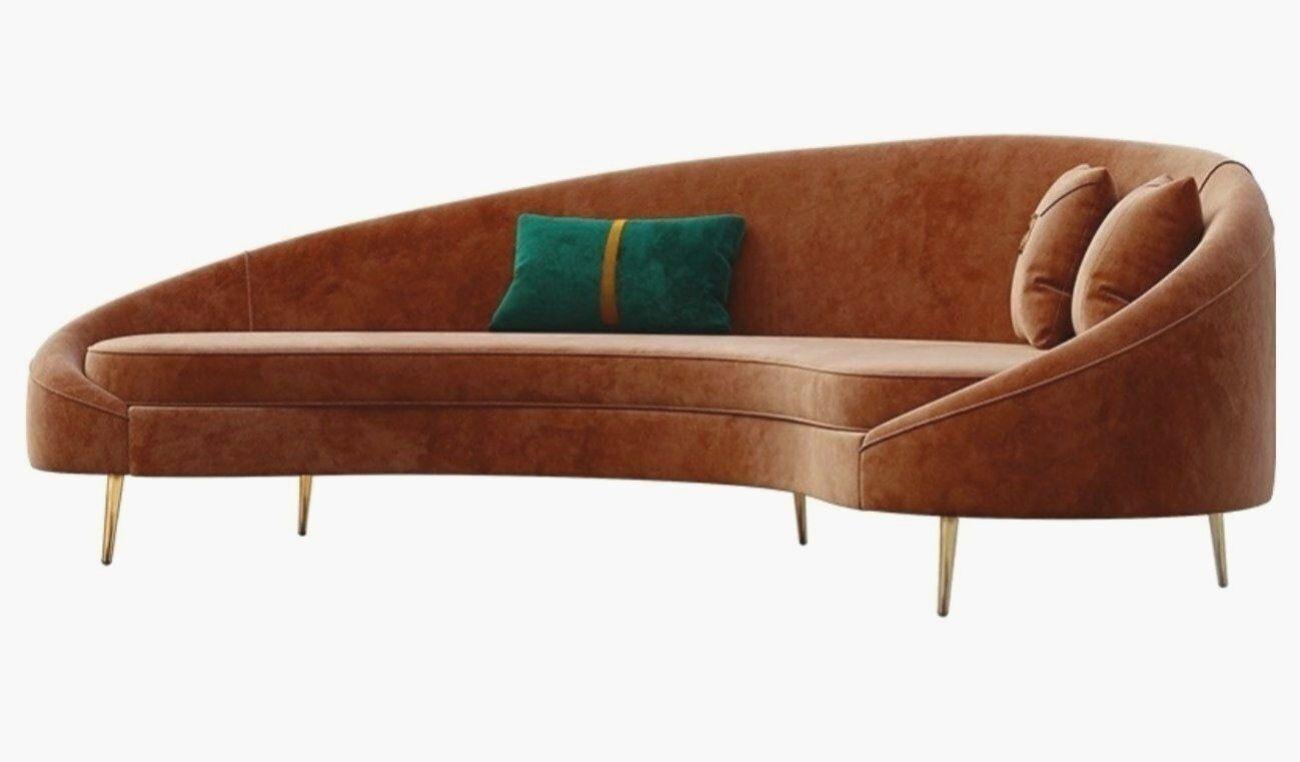Curved Sofa 2020 Antika Kanepe Mobilya Fikirleri