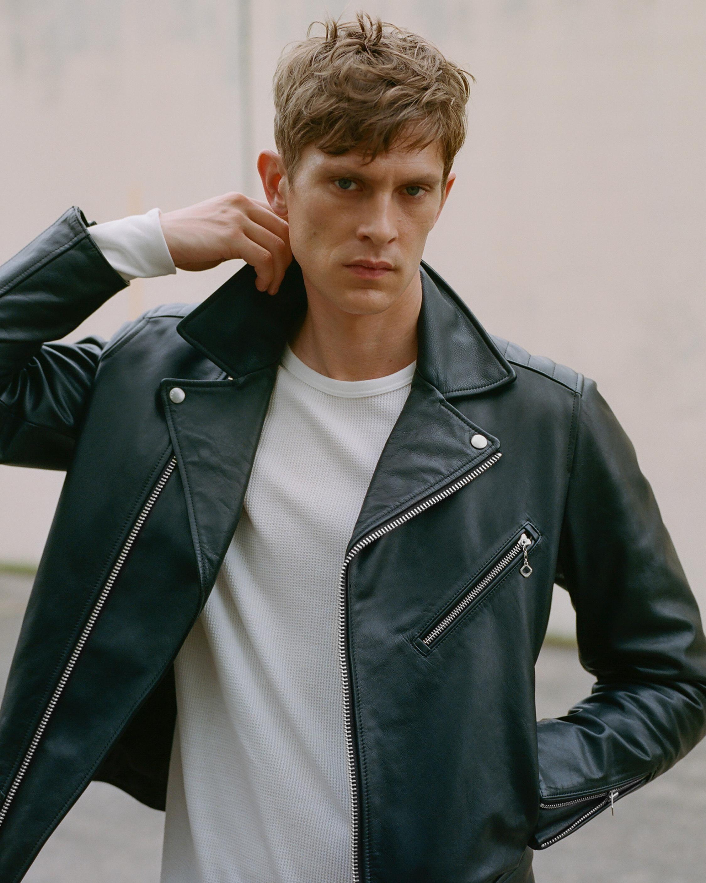 Buzz Jacket Boys Leather Jacket Jackets Leather Jacket [ 2812 x 2250 Pixel ]