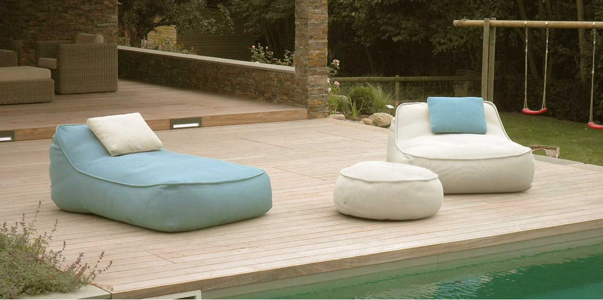 Paola Lenti Float   pouf   Pinterest   Outdoor, Furniture and ...