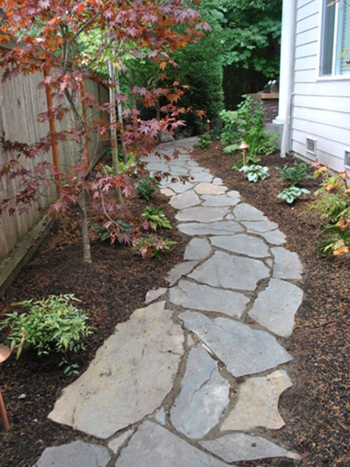 Cyan Landscapes's Photos -   22 chodnik garden path ideas