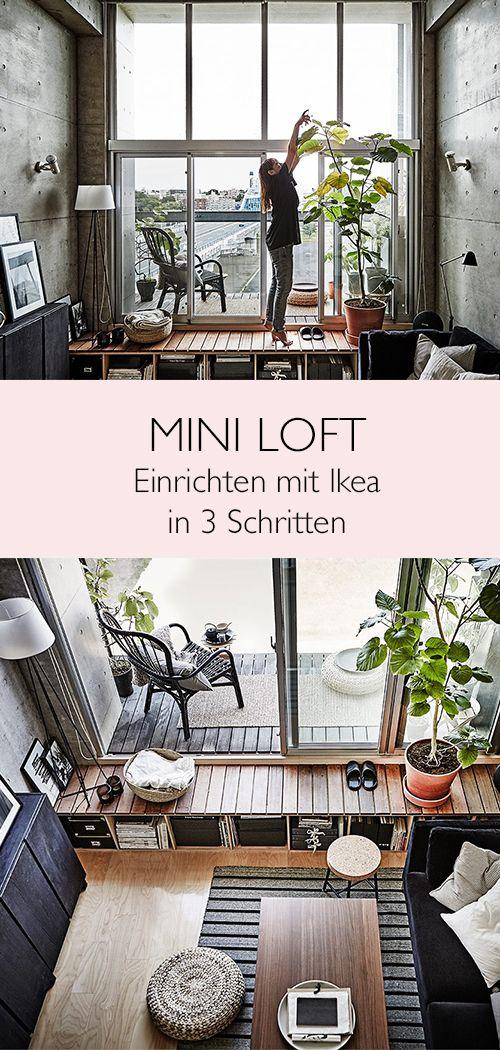 Eine Kleine Wohnung Nur Mit Ikea Einrichten: Kann Das Wirklich Schön Sein?  Sehr Sogar
