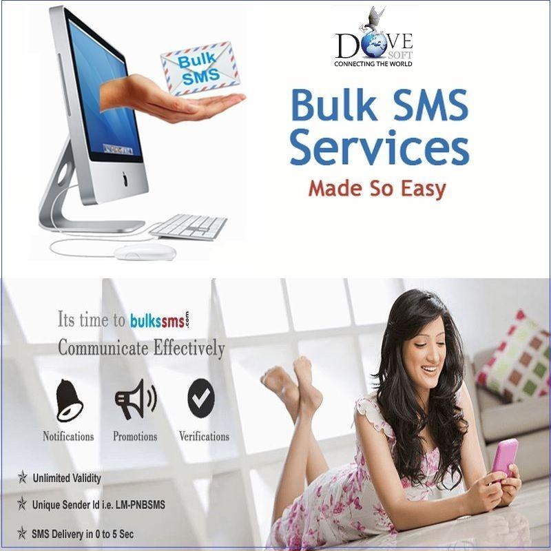 Dove Soft Best SMS Company Sms