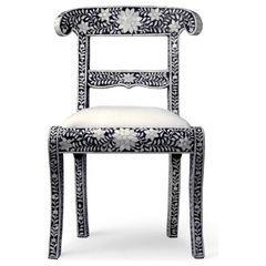 Elegant Mediterranean Chairs By Candelabra