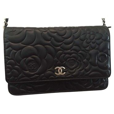 a142fc9fa91ce7 Chanel Wallet on Chain WOC Camellia | Bags, clutches, shoes in 2019 ...