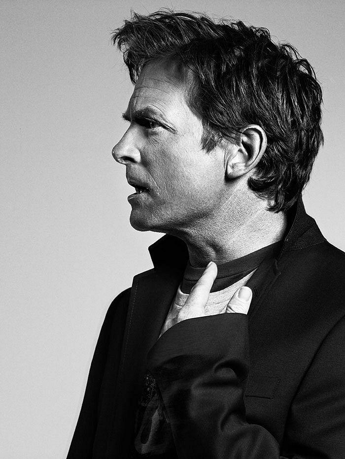 Michael J. Fox .