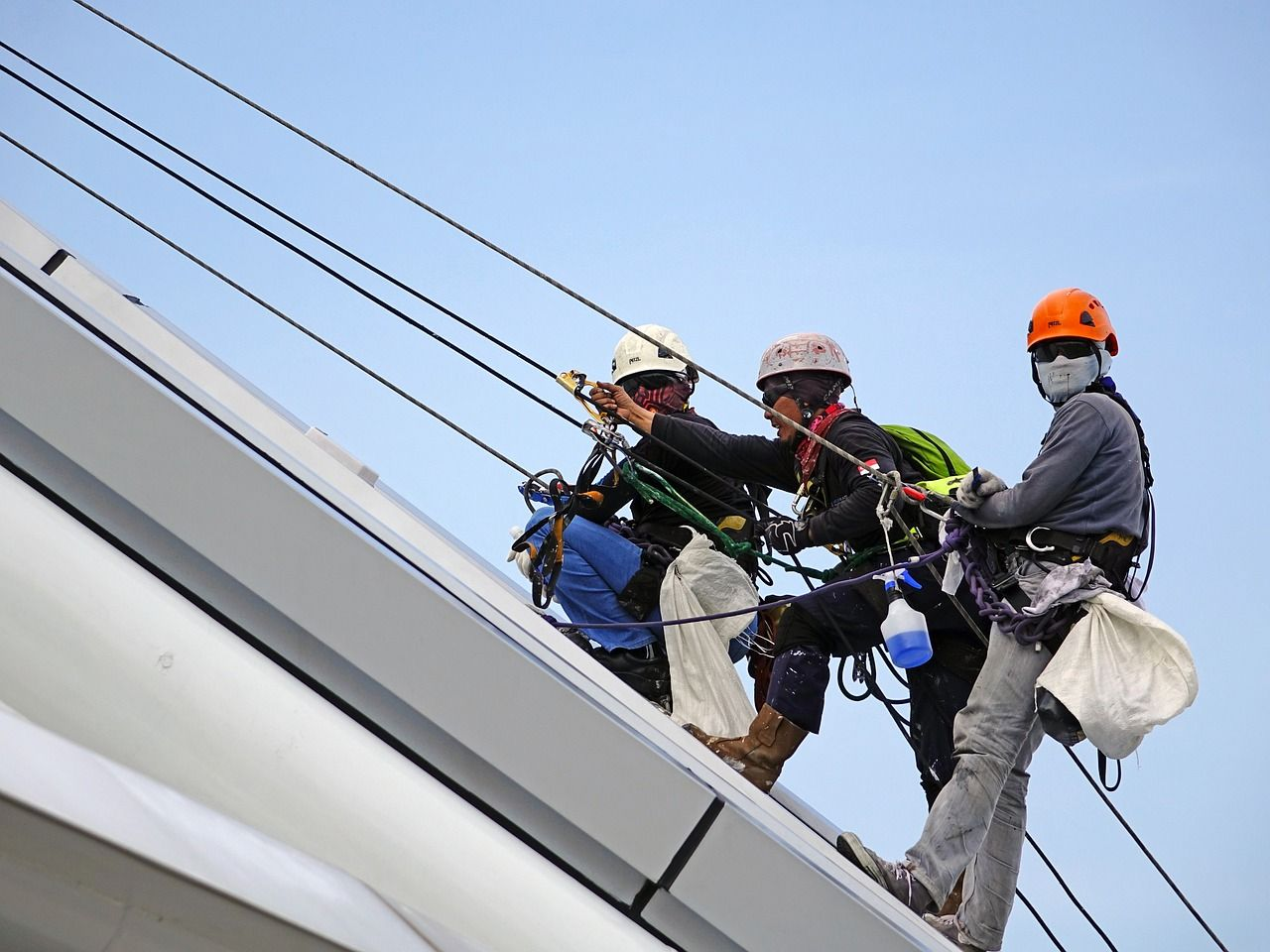 Rakennusala tuo omat haasteensa työturvallisuuteen