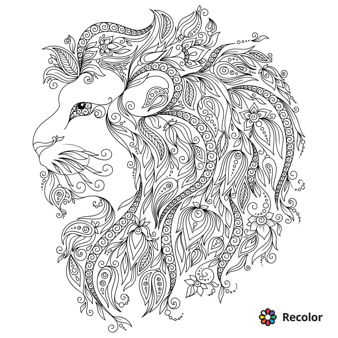Color Page Coloring Books Coloring Pages Animal Coloring Pages