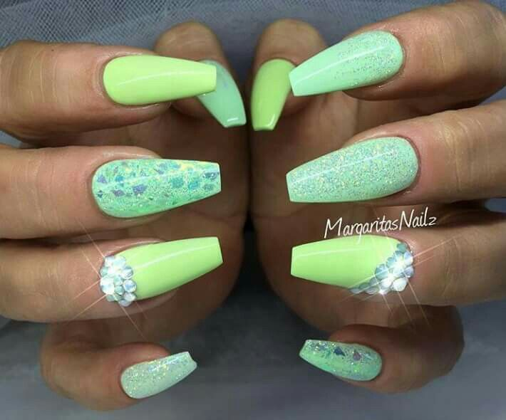 Pin de Gretchen Rosado Surles en Nail designs | Pinterest