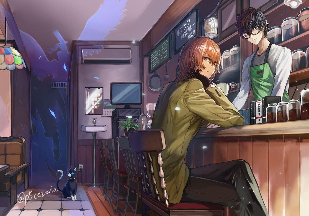 akechi goro Tumblr Persona 5 goro, Persona five, Persona q