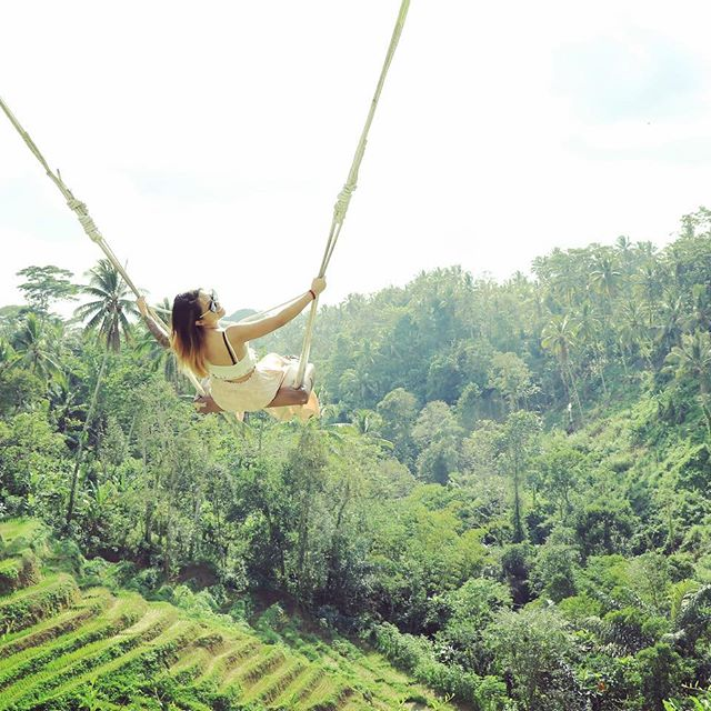 Aloha Ubud Swing The Famous Best Swings In Ubud Ubud