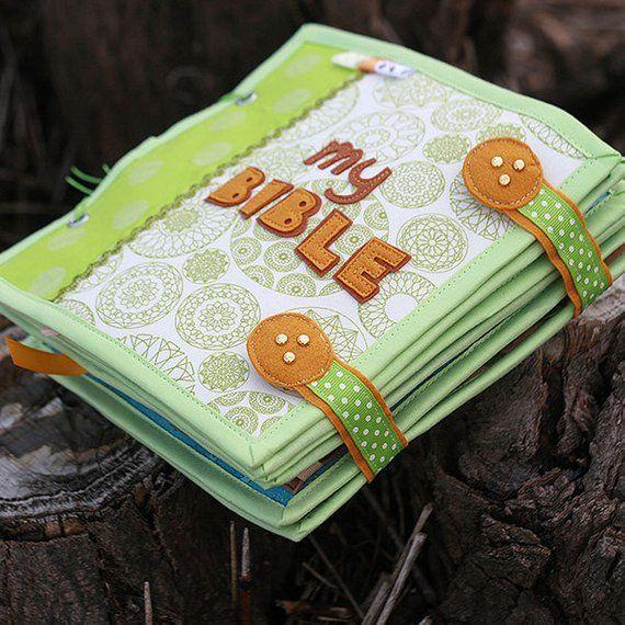 Bible Stories Quiet Book