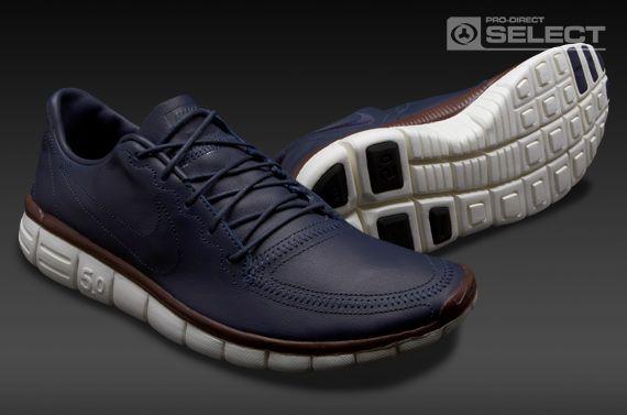 Nike Free 5.0 V4 Deconstruct Thunder Blue Sail TM Brown