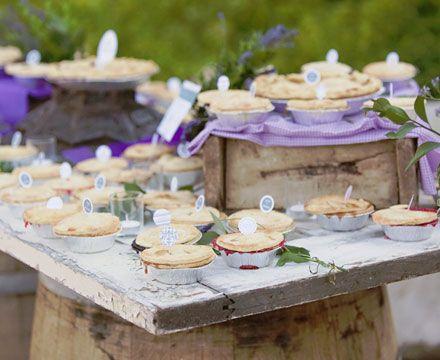 Apple Theme DIY Wedding Ideas