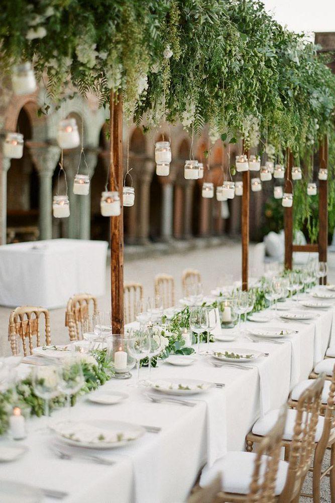 42 Rustikale Hochzeitsideen – Ideen und Tipps für den Empfang   – Rustic Wedding
