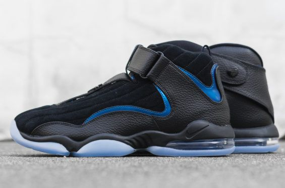 sale retailer aa7c0 00bb3 A Detailed Look At The Nike Air Penny 4 Away (Court Currency)