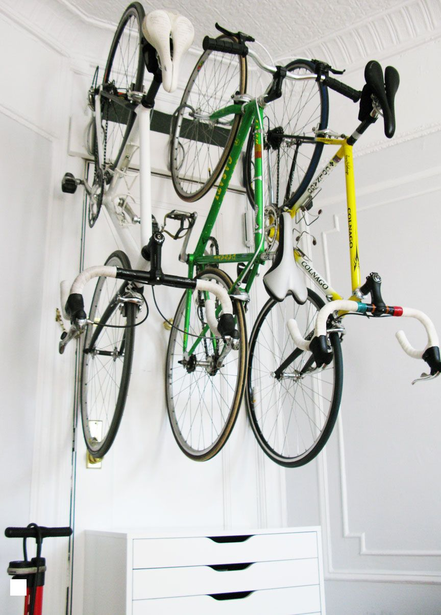Delicieux For The Love Of Bikes: At Home: Bike Storage Using IKEA And DELTA Racks