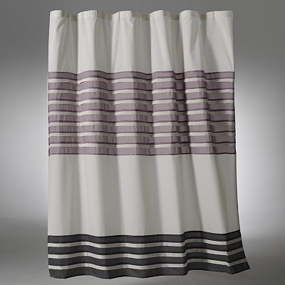 Simply Vera Wang Shower Curtain