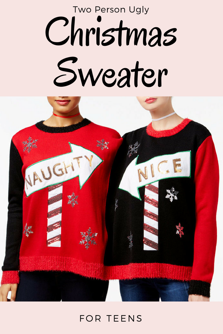 Pin on Christmas sweaters (pretty and ugly)