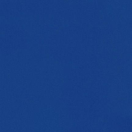 Robert Kaufman Solid Flannel, Ocean - $12/yard