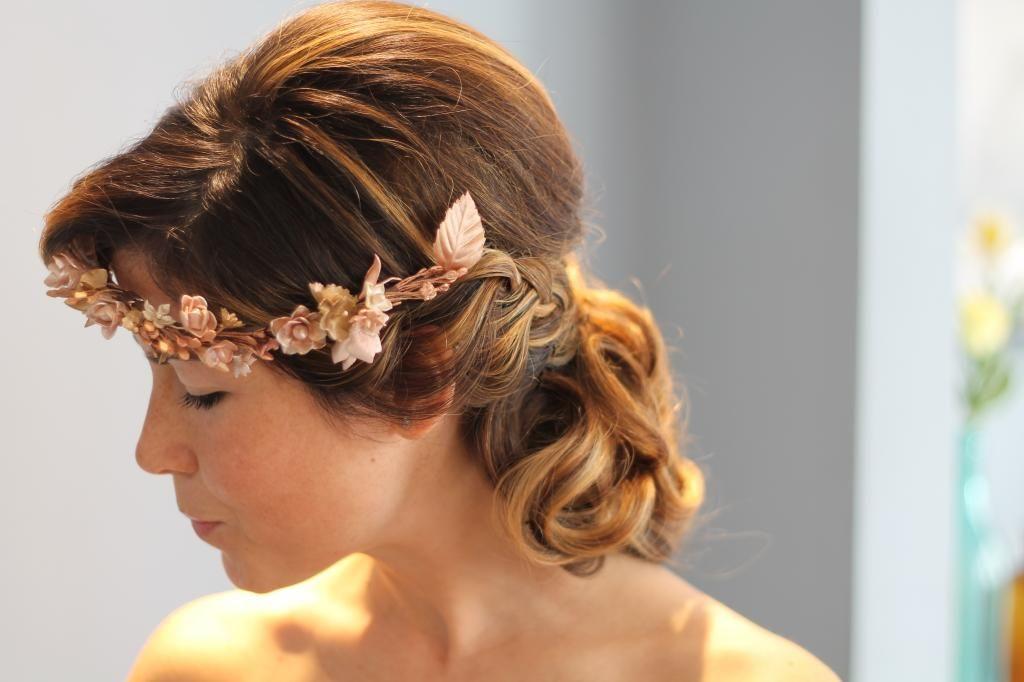 Creativo peinados andaluces Colección De Cortes De Pelo Ideas - Cool Hunter: Almina Weddings!   Peinados, Tocados, Corona ...