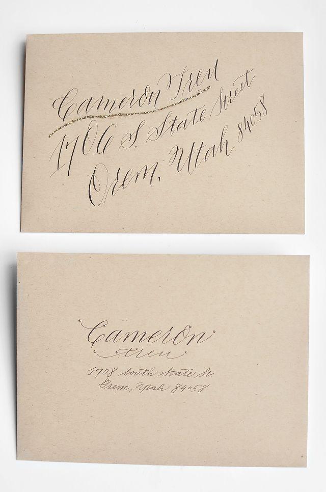 handwrite or print wedding invitation envelopes%0A I Still Love You by Melissa Esplin  Sponsored     Ways to Address an