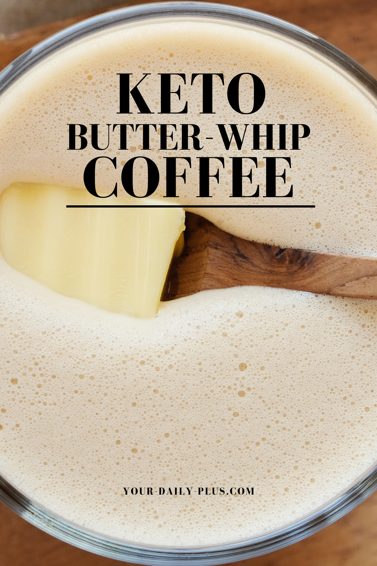 The Best Keto Coffee Recipe (LowCarb Butter Whip Coffee
