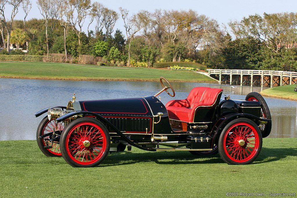 1911 Stafford racer - (The Stafford Motor Car Co. Topeka & Kansas ...