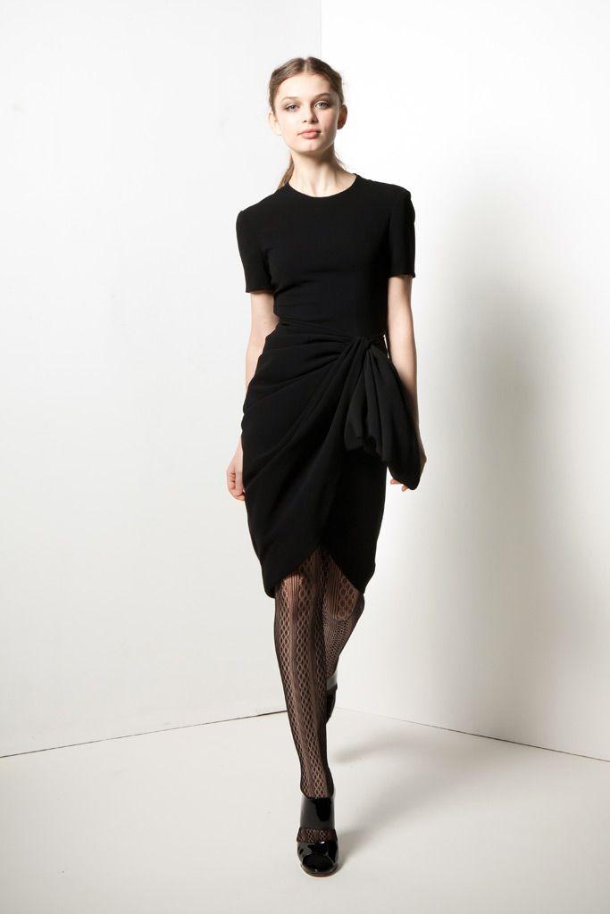 Reem Acra Fall 2011 Ready-to-Wear